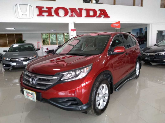 Honda Crv City Modelo 2014 Color Rojo Pasion