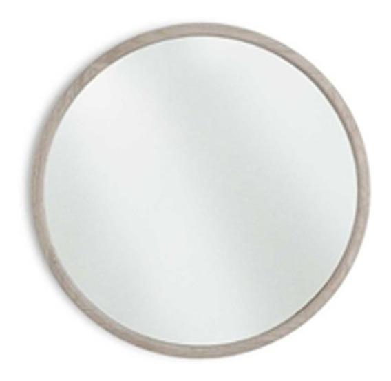 Espelho De Madeira Antique Tamanho P