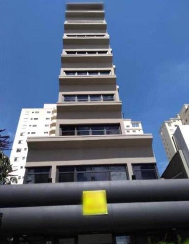 Moema /ibirapuera Prédio Inteiro Comercial 1.336 M2;8 Andares Lado Shopping Ibirapuera - Pr0108