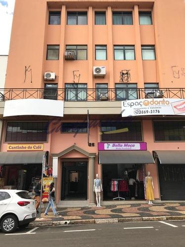 Sala Para Aluguel Em Centro - Sa001782