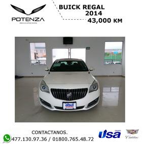 Buick Regal, 2014