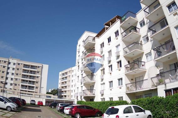 Curicica - 3 Quartos Pronto Para Morar Em Excelente Condominio - Ap0028