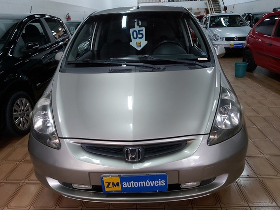 Honda Fit Lxl 1.4 Aut. 04 05 Zm Automóveis