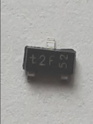 Transistor 2f 2f52 2n2907 Original ( Kit Com 20peças )