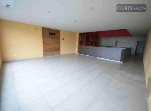 Casa Para Alugar, 408 M² Por R$ 16.000,00/mês - Parque Da Mooca - São Paulo/sp - Ca0307