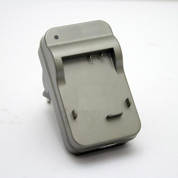 Carregador De Bateria P/ Casio Exilim Ex-z330 Camera Digital