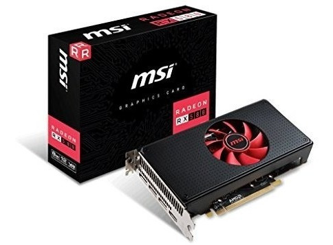 Tarjeta De Video Rx580 Ati Amd 8gb Msi Mineria Eth Etc Zcash