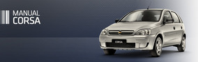 Manual Do Proprietário Chevrolet Corsão Flex E Kit Livretos