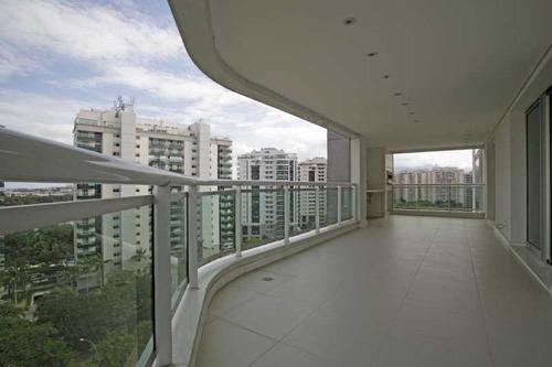 Imagem 1 de 15 de Apartamento-à Venda-barra Da Tijuca-rio De Janeiro - Svap40050