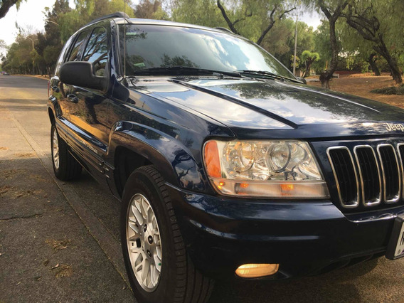 Jeep Grand Cherokee Limited L6 4x2 At 2002