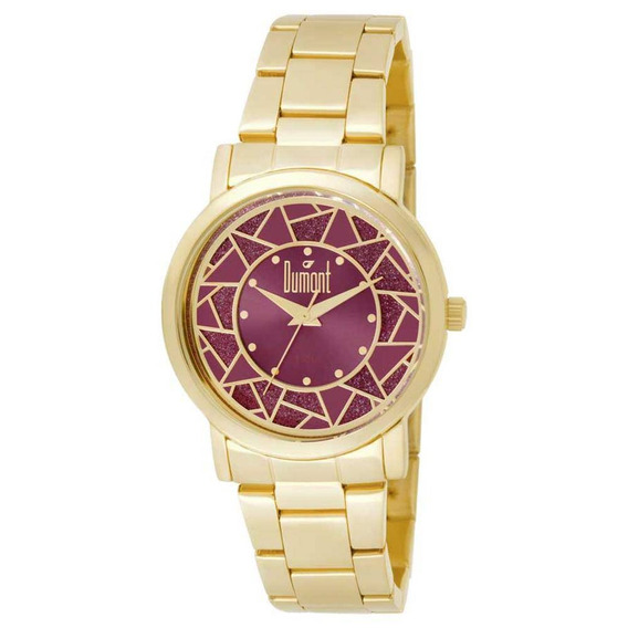 Relógio Dumont Feminino Elements Du2036ltn/4n