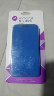 Flip Shell Para Motorola G3 Original