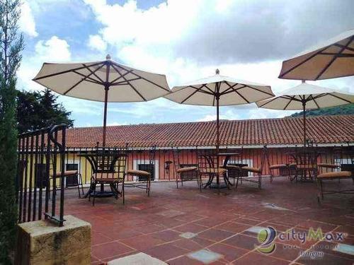 Apartamento Amueblado En Renta En Antigua Guatemala - Paa-020-10-15