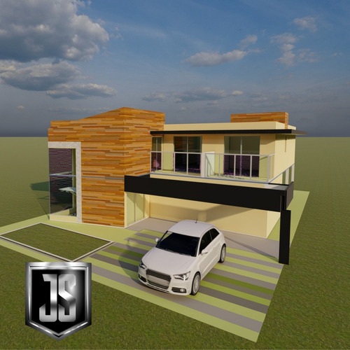 Imagem 1 de 9 de Projetos: Arquitetônico, Estrutural, Elétrico, Hidráulico 3d