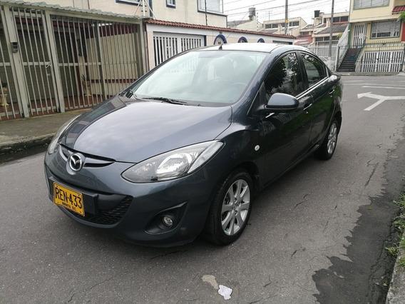 Mazda 2 Sedan, Automatico 2011, Solo 43 Mil Kms. Permuto