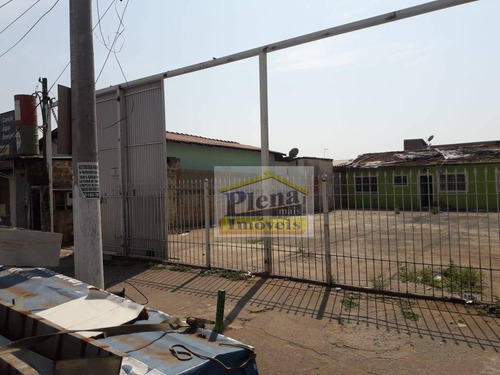 Terreno Para Alugar, 345 M² Por R$ 3.500,00/mês - Jardim Santa Izabel - Hortolândia/sp - Te0889