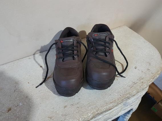 Zapatos Con Puntera Nº 36