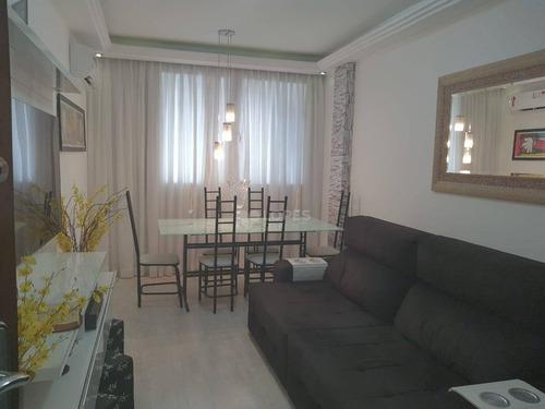 Apartamento À Venda, 64 M² Por R$ 285.000,00 - Mutondo - São Gonçalo/rj - Ap47281