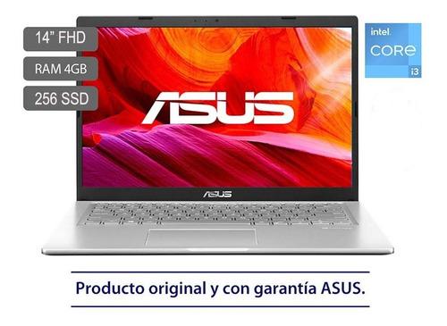Imagen 1 de 5 de Portátil Asus X415ea-ek021 Corei3-1115g4 4gb 256ssd 14 Fhd