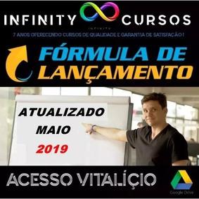 Curso Fórmula De Lançamento Érico Rocha Maio 2019 +500 Brind