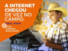 Internet Rural Por Satelite