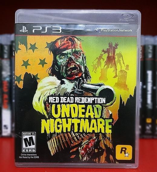 Red Dead Nightmare Ps3