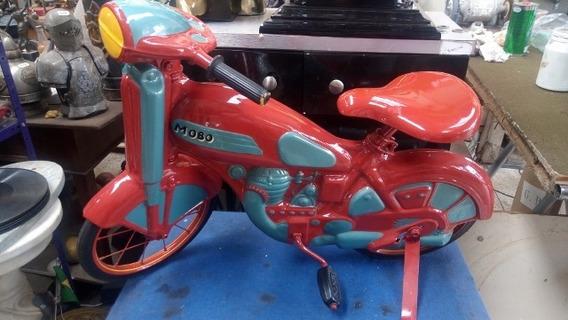 Pedalcar Moto- Ingles Mobo - Raridade P/ Colecionadores