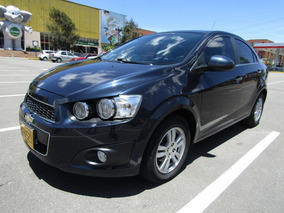Chevrolet Sonic Lt Mt 1600cc Aa Abs Ab