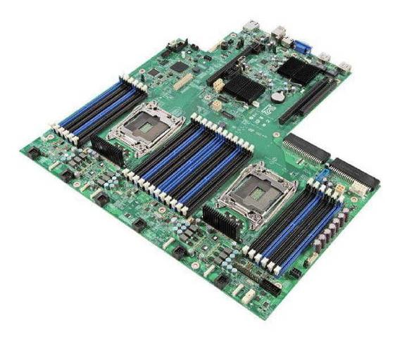 Placa Mae Servidor Intel S2600wttr Dual Xeon E5-2600v4 Ddr