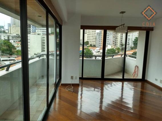 Apartamento Com 3 Dormitórios À Venda, 170 M² Por R$ 1.290.000,00 - Aclimação - São Paulo/sp - Ap40354
