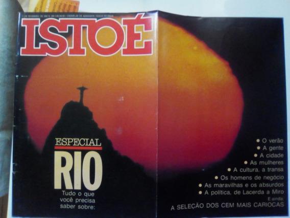 Revista Istoé 269 Esp Rio De Janeiro Disco Voador Vasp 1982