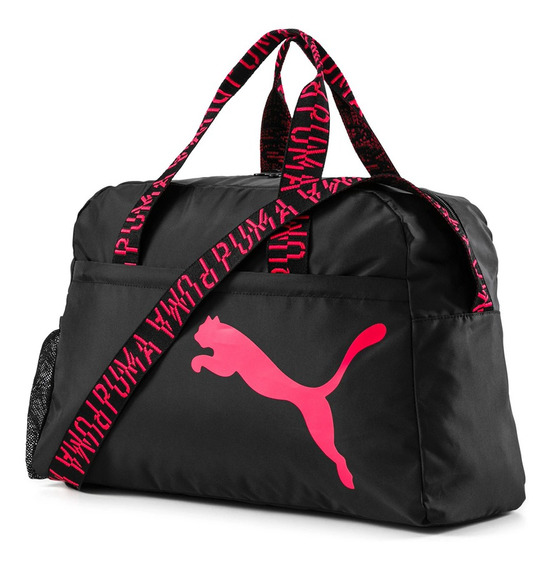 Bolso Puma Training At Ess Grip Mujer Ng/fu