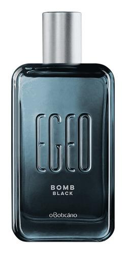 Colônia Egeo Bomb Black 90ml - O Boticário
