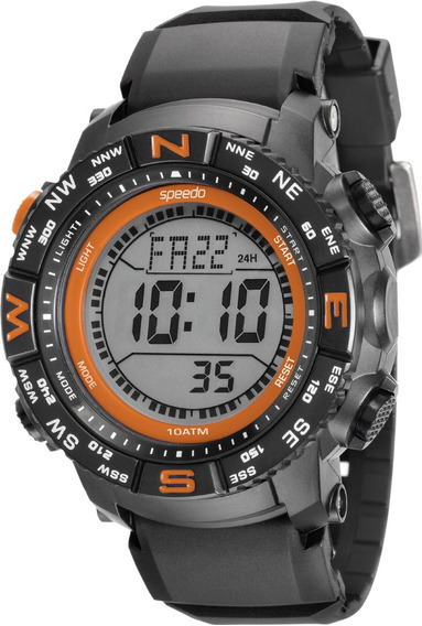 Relógio Masculino Esportivo Speedo Digital 81137g0evnp3