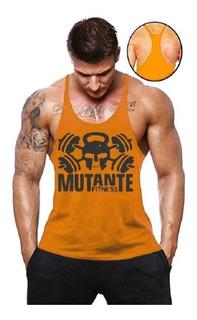 5 Camiseta Regata Super Cavada Pra Academia Animal Mutante Fitness Camisa Exercício Físico Caminhada Treinamento Malhar