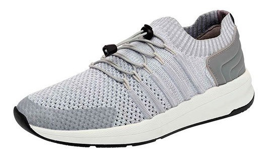 Sneaker Deportivo Ajustable Dtt71739 Textura Textil Hombre