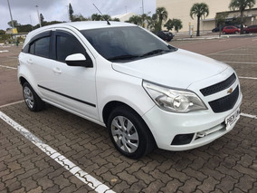 Chevrolet Agile Hatch Lt 1.4 8v (flex) 4p 2011