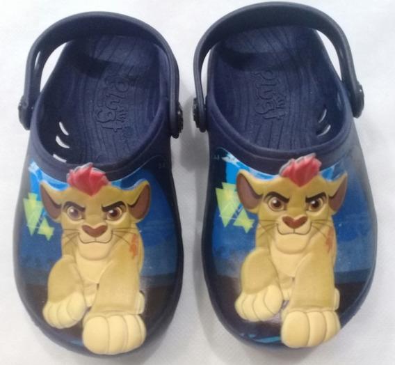 Babuche Ventor Baby Rei Leão Lion Guard Disney