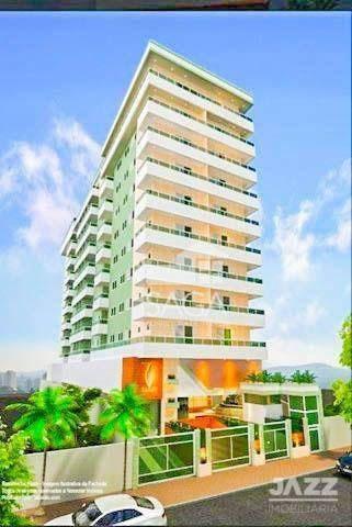 Imagem 1 de 25 de Apartamento Com 2 Dormitórios À Venda, 88 M² Por R$ 399.000,00 - Canto Do Forte - Praia Grande/sp - Ap7155