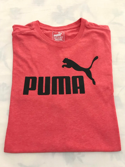 Camiseta Básica Puma Tamanho Gg Xl Original Excelente Estado