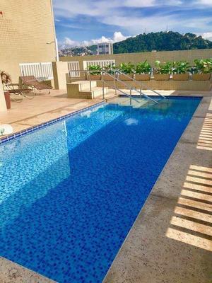 Apartamento Com 2 Dorms, Vila Mathias, Santos - R$ 325 Mil, Cod: 11714 - V11714