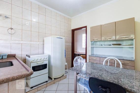 Apartamento Térreo Mobiliado Com 1 Dormitório - Id: 892977418 - 277418