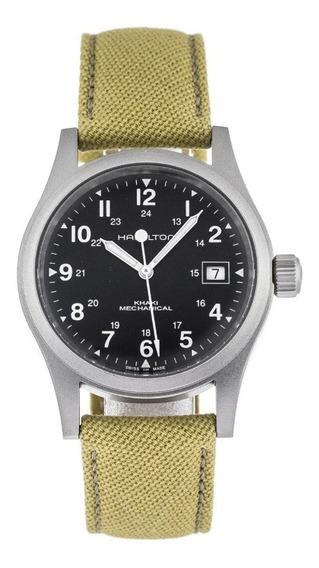 Relógio Hamilton Khaki Field Mechanical