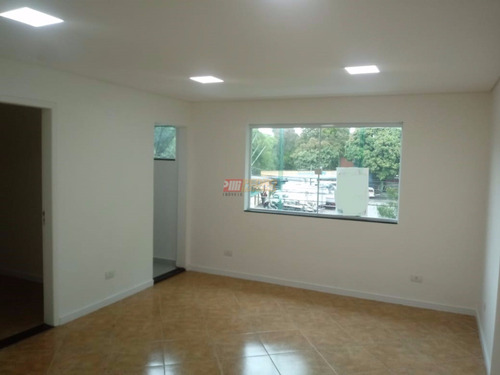 Sala Comercial No Bairro Rudge Ramos Em Sao Bernardo Do Campo - L-29792