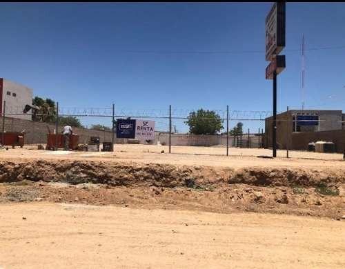 Terreno En Renta, Hermosillo, Sonora