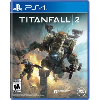 Titanfall 2 Ps4 Nuevo Fisico Sellado Playstation 4