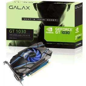 Placa De Vídeo Geforce Gt 1030 2gb Galax Ddr4