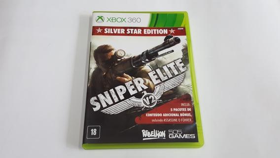 Sniper Elite V2 - Xbox 360 - Original - Midia Fisica