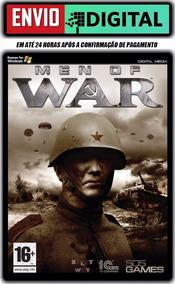 Men Of War - Em Português - Pc - Envio Digital