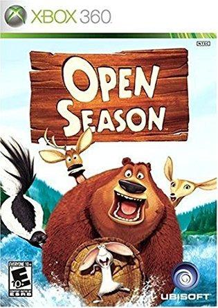 Open Season Xbox 360 Original Frete $14 Leia